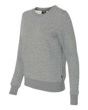 Oakley - 11987 Cotton Blend Women's Crewneck Sweatshirt