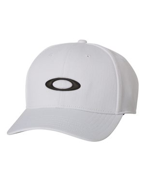 Oakley - 20487 Silicon Cap, Pensacola, Embroidery, Screen Printing, Logo Masters International