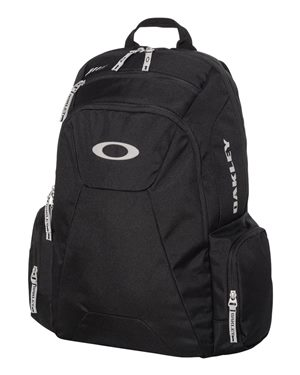 Oakley - 71087, Station Pack Backpack, Embroidery, Screen Printing - Logo Masters International