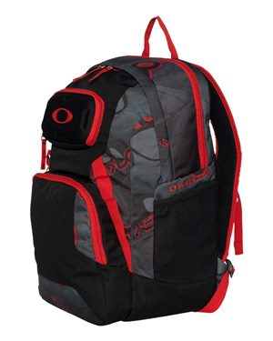 Oakley - 75987 Works Backpack 35L, Pensacola, Embroidery, Screen Printing, Logo Masters International