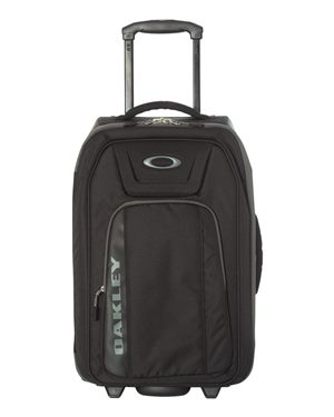 Oakley - 72687 Works 45L Roller Bag, Pensacola, Embroidery, Screen Printing, Logo Masters International