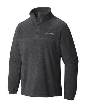 Columbia - 01824 Men's Steen's Mountain Quarter-Zip Fleece, Pensacola, Embroidery, Screen Printing, Logo Masters International