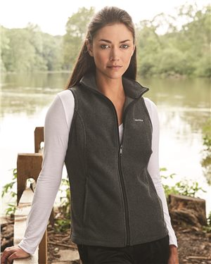 Columbia - 00824, Womens Benton Springs Vest, Embroidery, Screen Printing - Logo Masters International