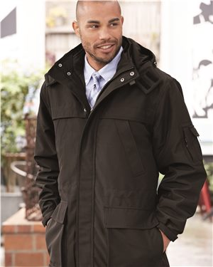Weatherproof Men's 3-in-1 Systems Jacket