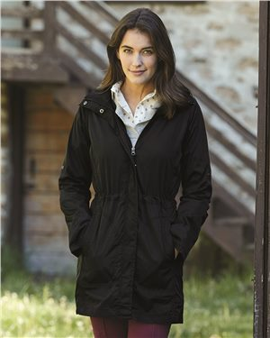 Weatherproof - 87952, 32 Degrees Women's Trench Coat, Embroidery, Screen Printing - Logo Masters International