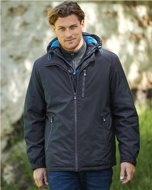 Weatherproof - 87552, Men's 32 Degrees VRY WRM Turbo Jacket  - Logo Masters International