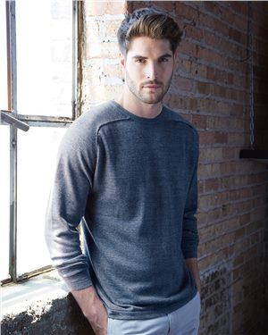Weatherproof - 29952 Men's Vintage Crewneck Cotton Sweater