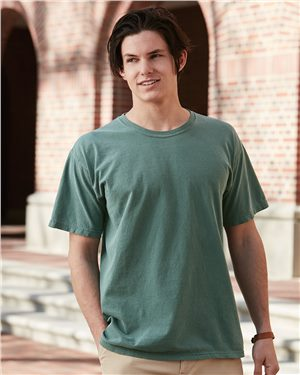 Comfort Colors - 00708 Garment Dyed Heavyweight Ringspun Short Sleeve Shirt