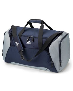 Adidas - 33495 51.9L Medium Duffel, Pensacola, Embroidery, Screen Printing, Logo Masters International