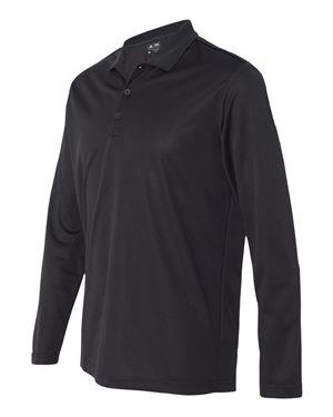 Adidas Men's Climalite Long Sleeve Sport Shirt