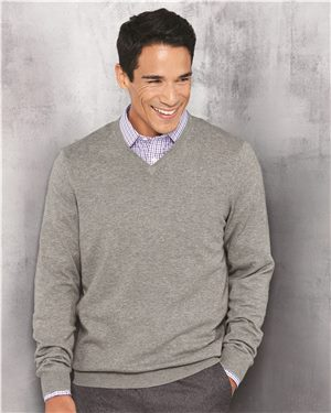 Van Heusen - 47597 Men's V-Neck Sweater