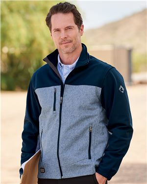 Dri Duck - 82067, Men's Motion Soft Shell Jacket - Logo Masters International