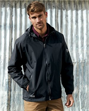 Dri Duck - 82967  Men's Torrent Waterproof Jacket, Pensacola, Embroidery, Screen Printing, Logo Masters International