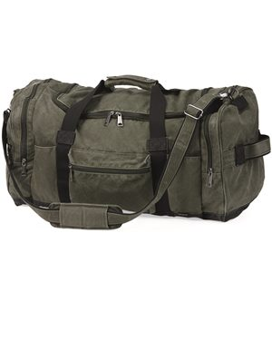 Dri Duck - 35795, Expedition 60L Duffel, Embroidery, Screen Printing - Logo Masters International