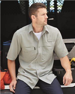 Dri Duck - 42067 Men's Catch Short Sleeve Performance Fishing Shirt