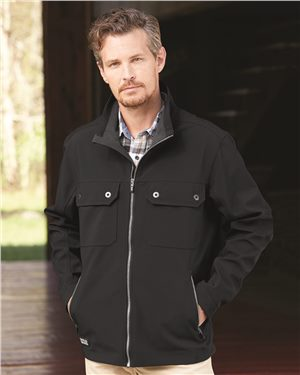 Dri Duck - 83367 Men's Elevation Soft Shell Jacket, Pensacola, Embroidery, Screen Printing, Logo Masters International