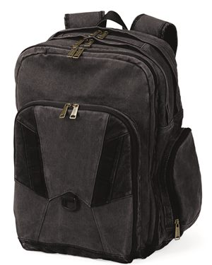 Dri Duck - 35595, Traveler 32L Backpack, Embroidery, Screen Printing - Logo Masters International