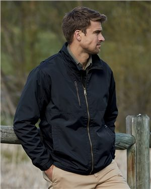Dri Duck - 40667 Men's Navigator Jacket , Pensacola, Embroidery, Screen Printing, Logo Masters International