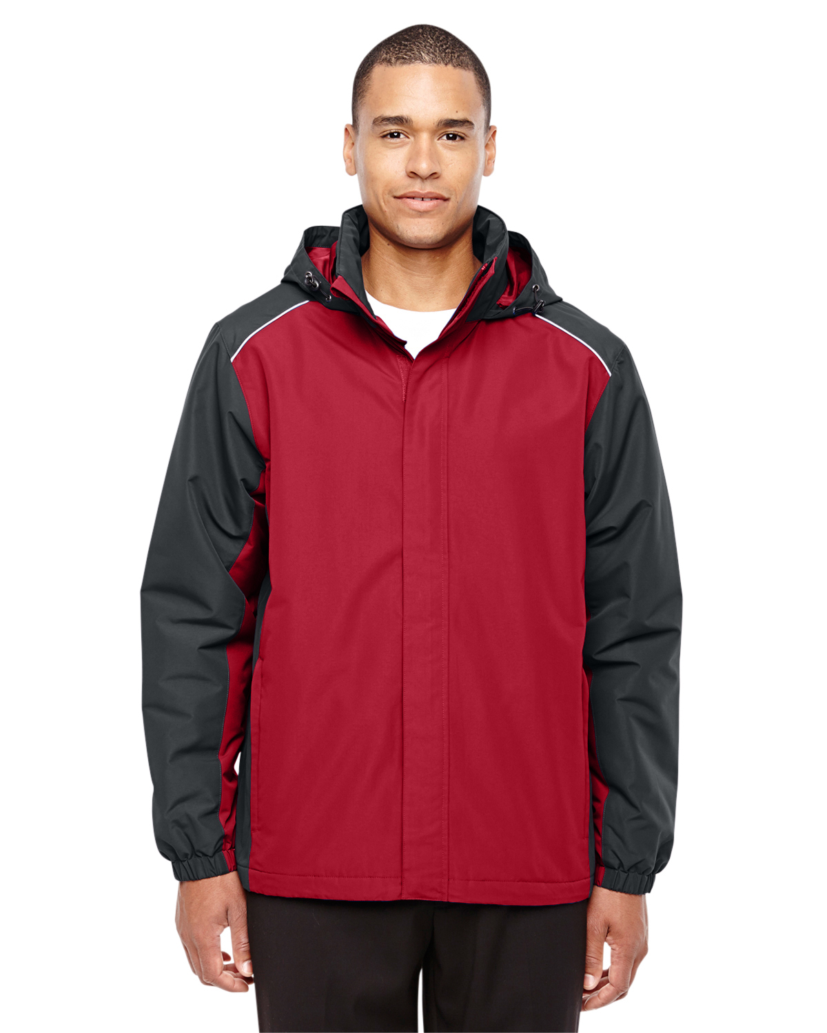 Ash City - 88225, Men's Core 365 Inspire Colorblock All-Season Jacket - Logo Masters International