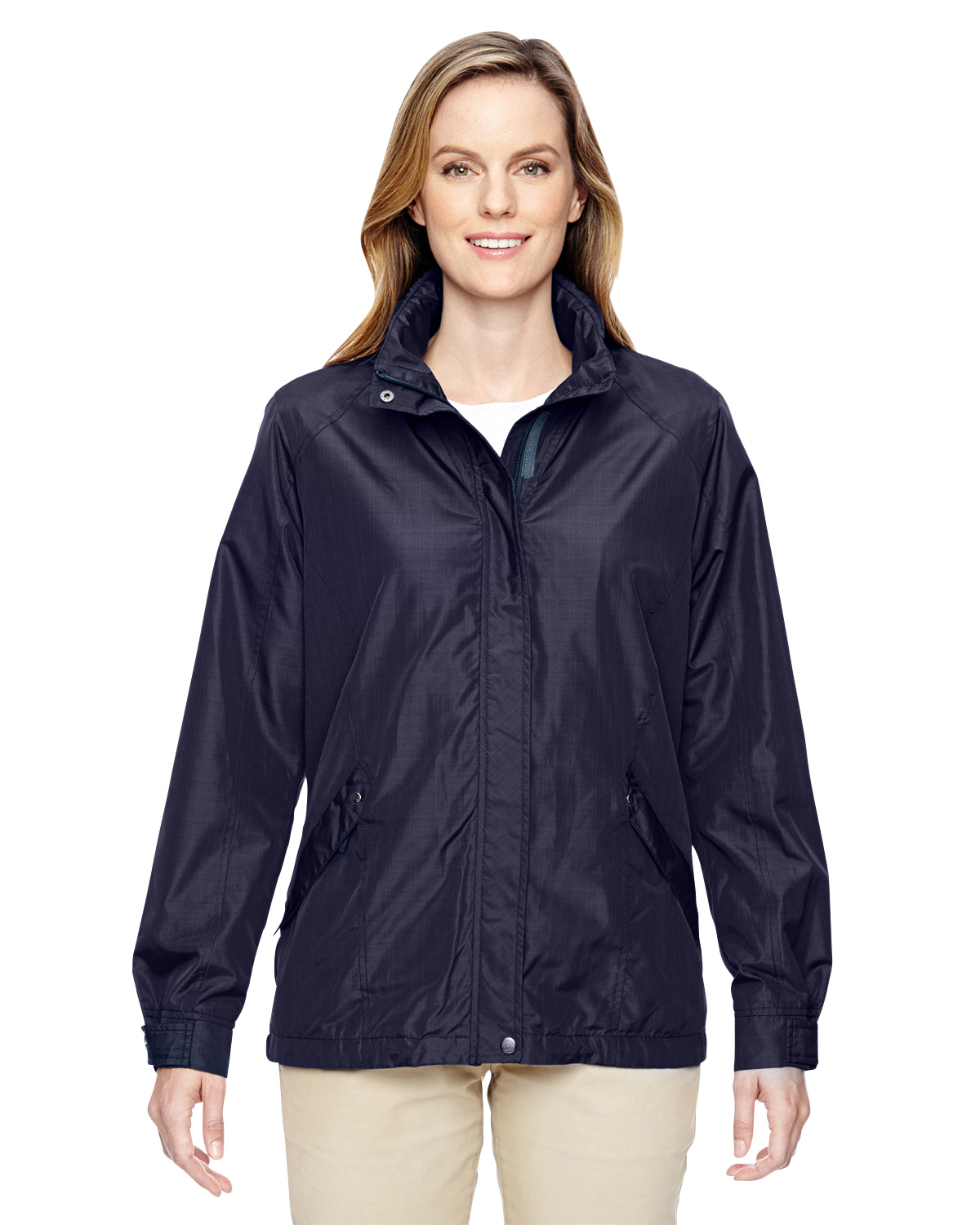 Ash City - 78216, Ladies' Excursion Transcon Lightweight Jacket with Pattern, Embroidery, Screen Printing - Logo Masters International