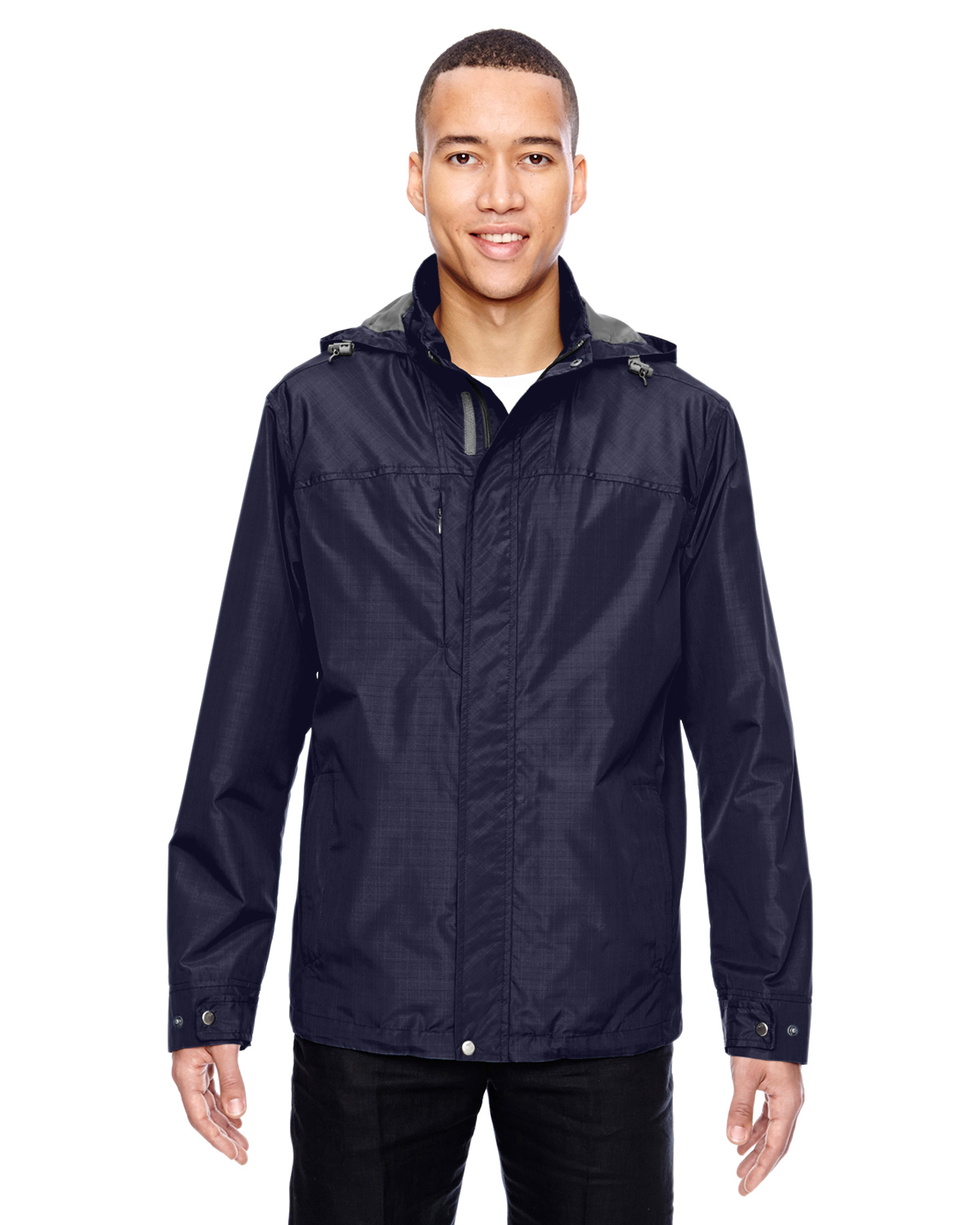 Ash City - 88216, Men's Excursion Transcon Lightweight Jacket with Pattern - Logo Masters International