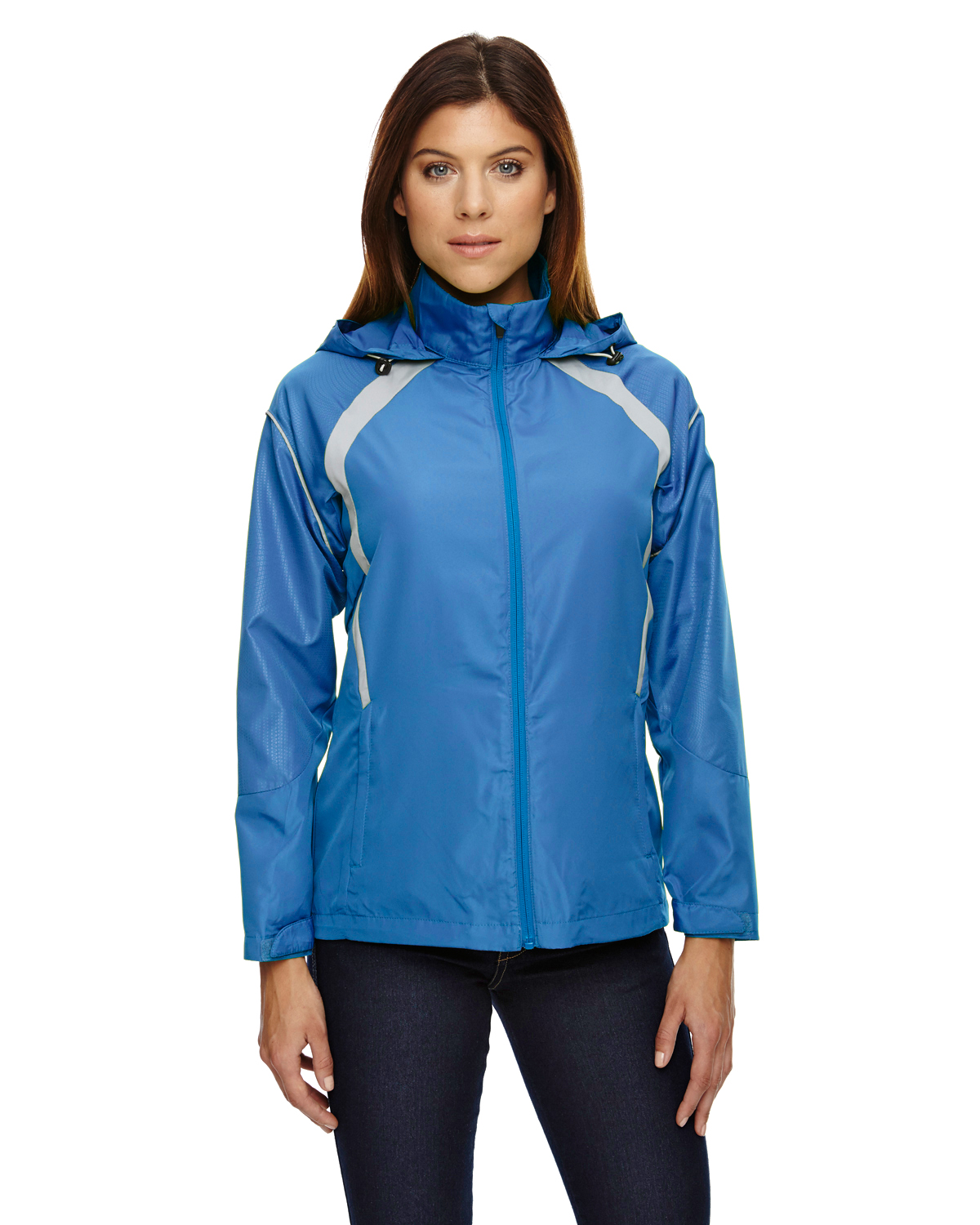 Ash City - 78168, Ladies' Sirius Lightweight Jacket with Embossed Print, Embroidery, Screen Printing - Logo Masters International