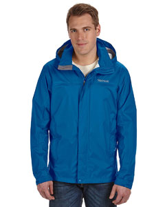 Marmot - 41200 Men's PreCip Jacket, Pensacola, Embroidery, Screen Printing, Logo Masters International