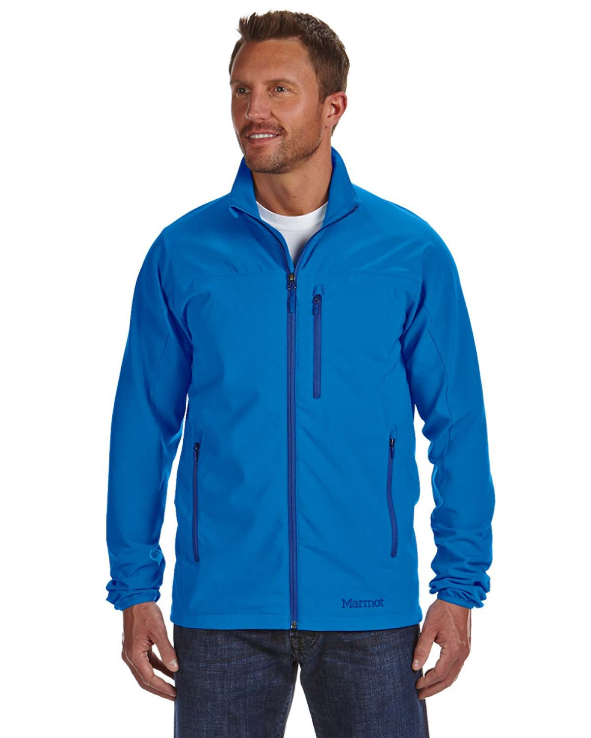 Marmot - 98260, Men's Tempo Jacket - Logo Masters International