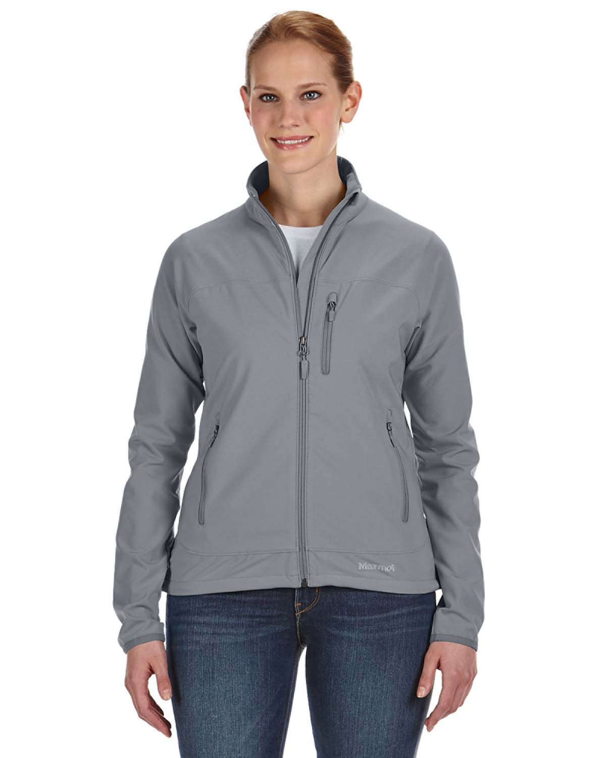 Marmot - 98300, Ladies' Tempo Jacket, Embroidery, Screen Printing - Logo Masters International
