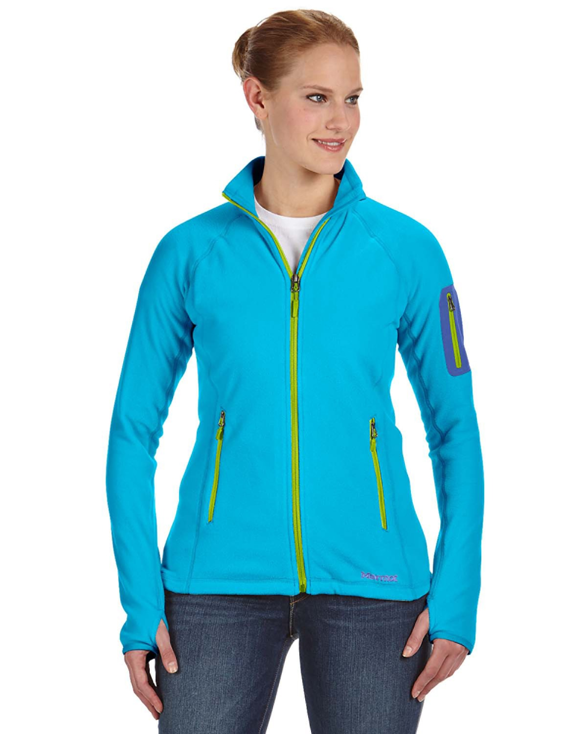 Marmot - 88290, Ladies' Flashpoint Jacket, Embroidery, Screen Printing - Logo Masters International