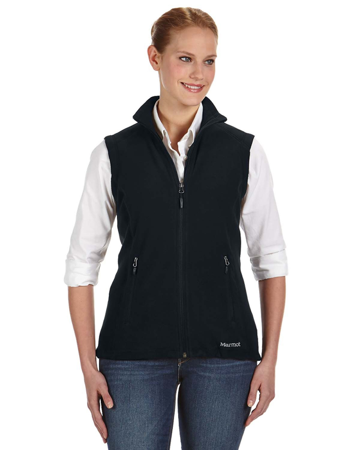 Marmot - 97800, Ladies' Flashpoint Vest, Embroidery, Screen Printing - Logo Masters International