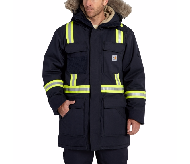 Carhartt - 100783, Men's Flame-Resistant Extremes Arctic Parka , Embroidery, Screen Printing - Logo Masters International