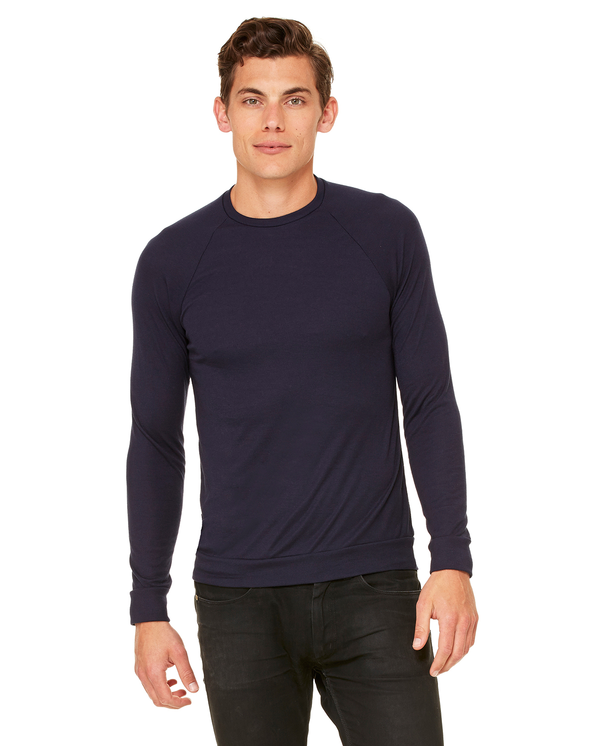 Bella - 3981C Unisex Lightweight Sweater