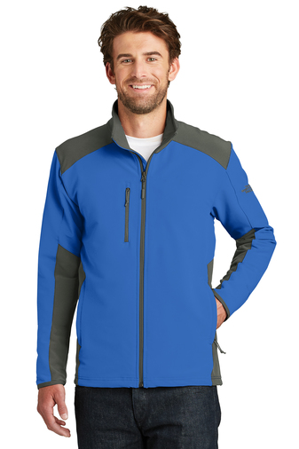 The North Face - NF0A3LGV, Men's Tech Stretch Soft Shell Jacket - Logo Masters International