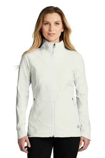 Ladies Tech Stretch Soft Shell Jacket, Embroidery, Screen Printing, Pensacola, Logo Masters International