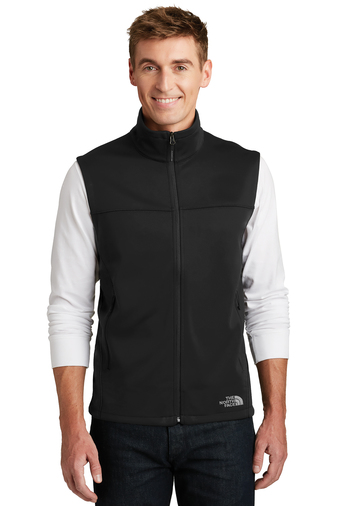 The North Face - NF0A3LGZ Men's Ridgeline Soft Shell Vest, Pensacola, Embroidery, Screen Printing, Logo Masters International