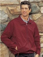 Tri-Mountain - 1700,Men's Big & Tall 100% Nylon Taffeta Embroidered Jacket , Embroidery, Screen Printing, Pensacola, Logo Masters International