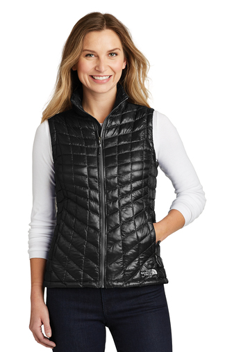 The North Face - NF0A3LHL, Ladies ThermoBall Trekker Vest, Embroidery, Screen Printing - Logo Masters International
