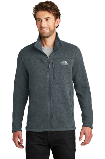 The North Face - NF0A3LH7 Men's Sweater Fleece Jacket, Pensacola, Embroidery, Screen Printing, Logo Masters International