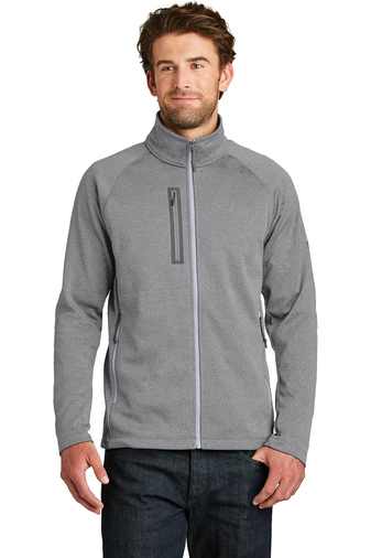 The North Face - NF0A3LH9 Men's Canyon Flats Fleece Jacket, Pensacola, Embroidery, Screen Printing, Logo Masters International