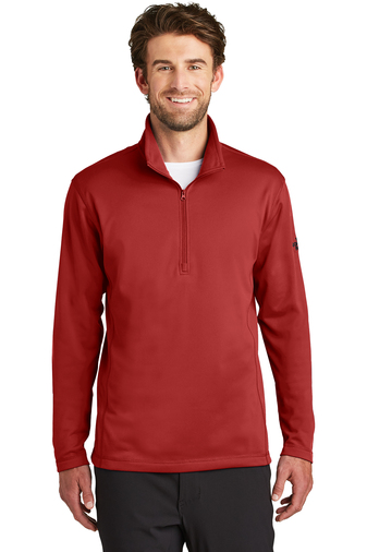 The North Face - NF0A3LHB Men's Tech 1/4-Zip Fleece, Pensacola, Embroidery, Screen Printing, Logo Masters International