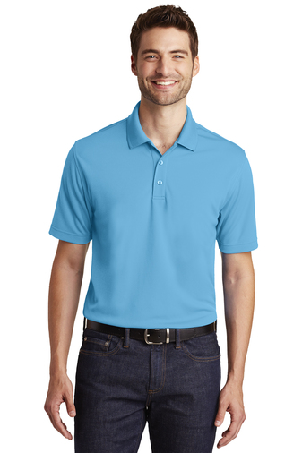 Port Authority - K110, Mens Dry Zone UV Micro-Mesh Polo - Logo Masters International