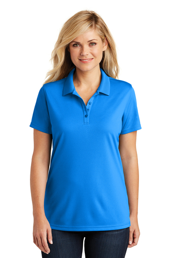 Port Authority - LK110 Ladies Dry Zone UV Micro-Mesh Polo, Pensacola, Embroidery, Screen Printing, Logo Masters International