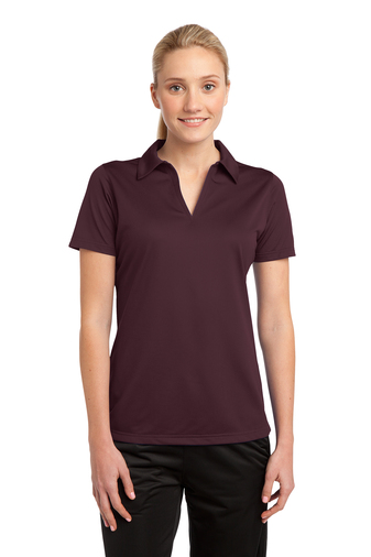 Sport-Tek - LST690 Ladies PosiCharge Active Textured Polo, Pensacola, Embroidery, Screen Printing, Logo Masters International