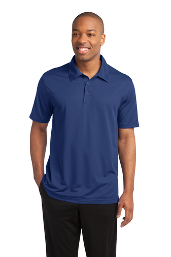 Sport-Tek - ST690, Mens PosiCharge Active Textured Polo - Logo Masters International