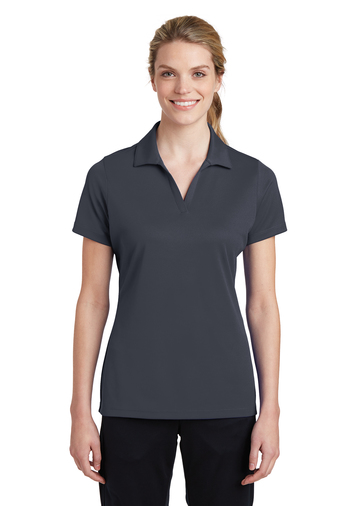 Sport-Tek - LST640, Ladies PosiCharge RacerMesh Polo, Embroidery, Screen Printing - Logo Masters International