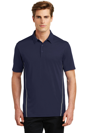 Sport-Tek - ST620, Mens Contrast PosiCharge Tough Polo - Logo Masters International
