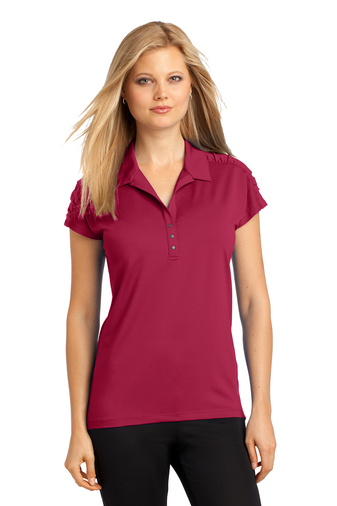 Ogio - LOG1030, Ladies Linear Polo, Embroidery, Screen Printing - Logo Masters International