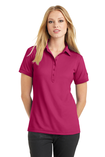 Ogio - LOG101 Ladies Jewel Polo, Pensacola, Embroidery, Screen Printing, Logo Masters International