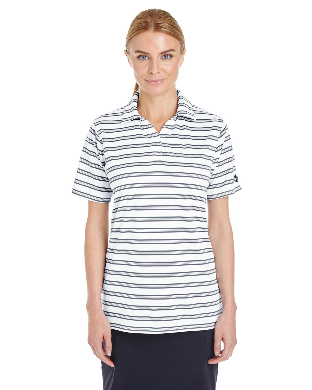 Under Armour Women's Tech Stripe Polo